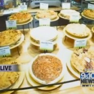 GT Pie Co. on 9&10 News for Pie Day preview