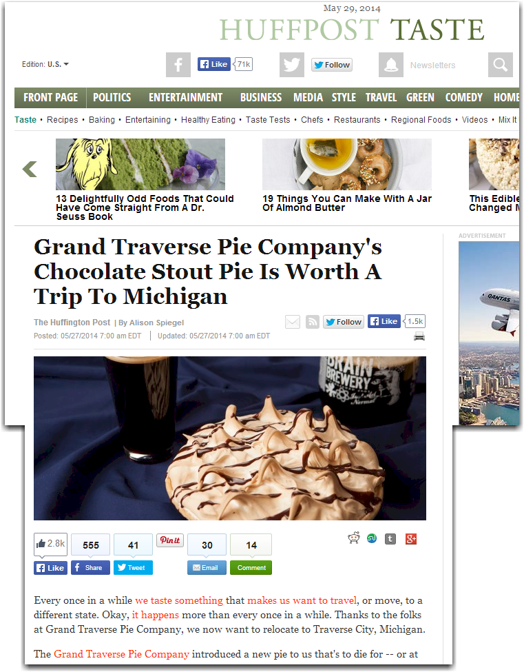 huffington-post-article-grand-traverse-pie-company