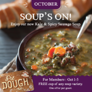 The soup's on at Grand Traverse Pie Company