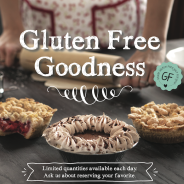 More Gluten-Free Goodness at GT Pie