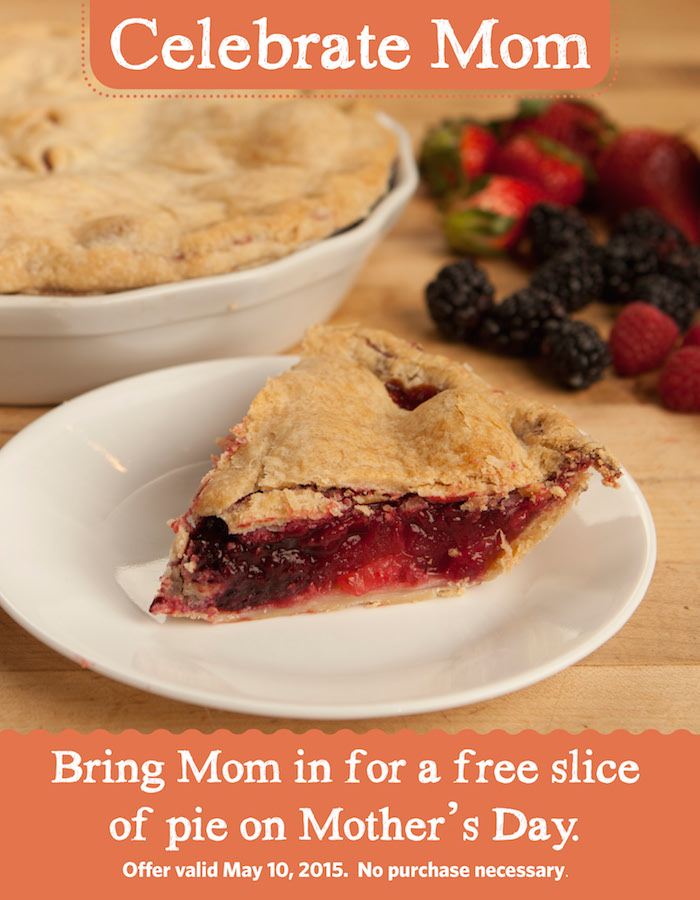 Free Slice Mother's Day