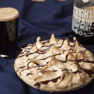 Honor Your Dad with Chocolate Stout Pie