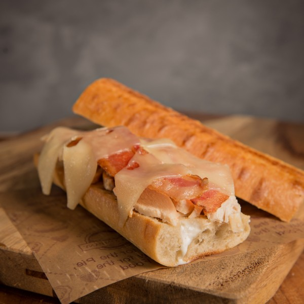 Chicken Foccacia Sandwich - Grand Traverse Pie Company