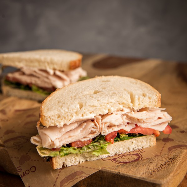 Classic Turkey Sandwich - Grand Traverse Pie Company