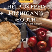 Help us feed Michigan's youth this summer