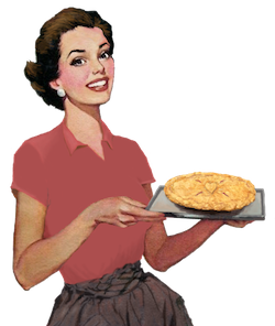 Genevieve - The Pie Lady