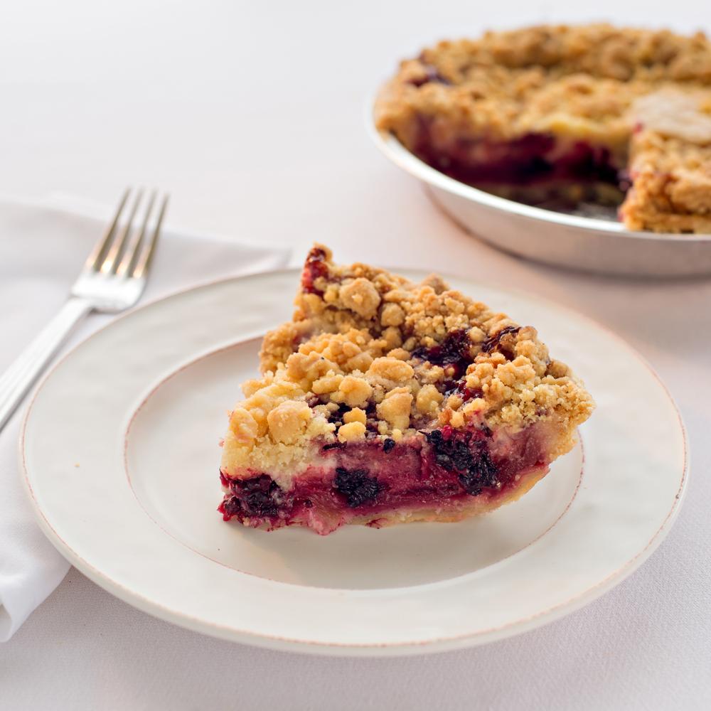 strawberry blackberry pie - 1000×1000