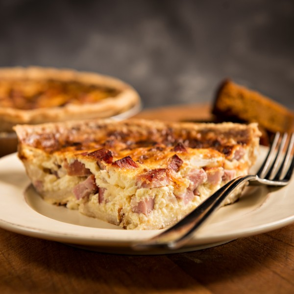 Quiche Lorraine - Grand Traverse Pie Company