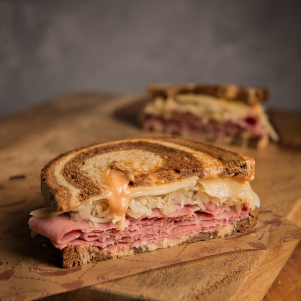 Reuben Sandwich - Grand Traverse Pie Company