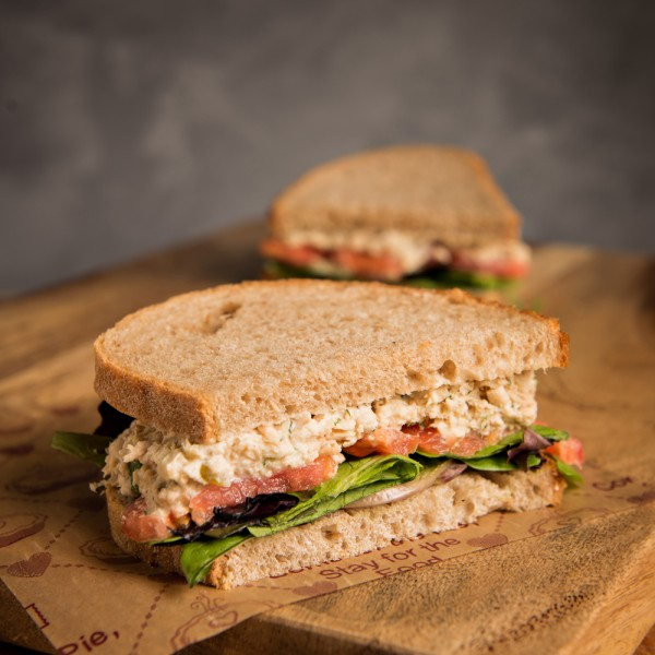 Tuna Salad Sandwich - Grand Traverse Pie Company