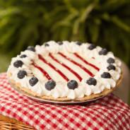 A Taste of Summer featuring Raspberry Lemon Silk Pie