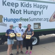 Gleaners Kick Off Hunger Free Summer 2015