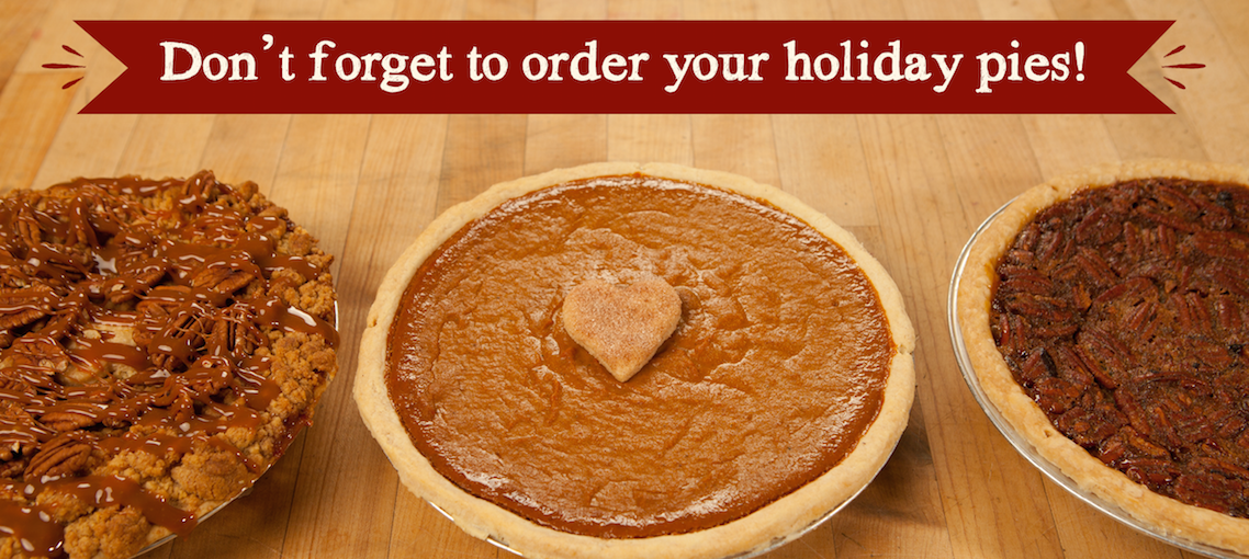 holiday pie ad