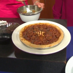 Bourbon Chocolate Pecan Pie on Fox 2 Detroit