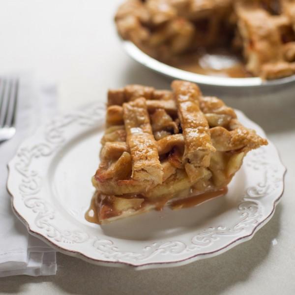 Apple Honey Pie Menu Item