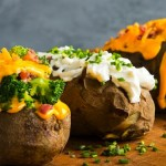New Oven Roasted Baked Potatoes at GT Pie