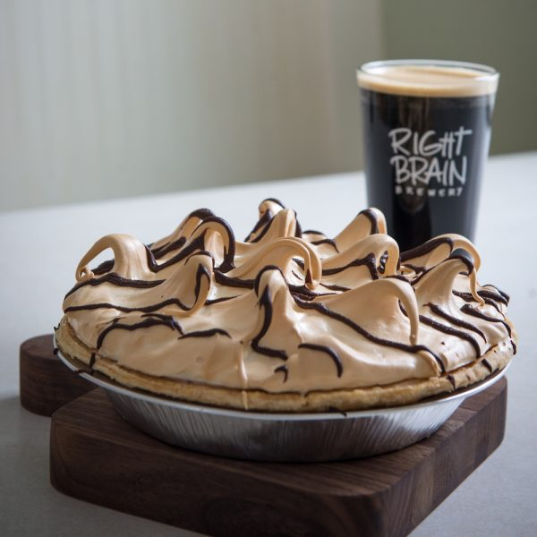 Chocolate Stout Pie at Grand Traverse Pie Company