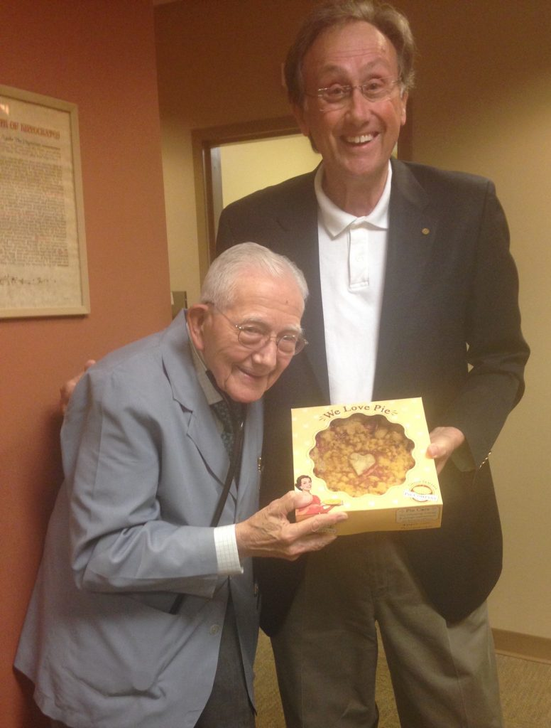 Dr Temple and the Perfect Pie