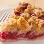 cherry crumb pie from gt pie