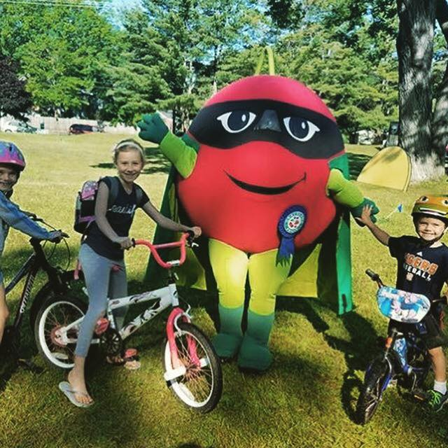 Cherry Pie Bike Ride - National Cherry Festival