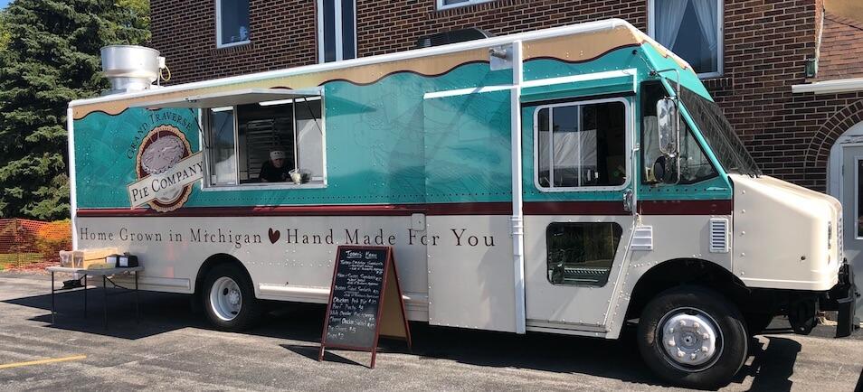 GT Pie Food Truck