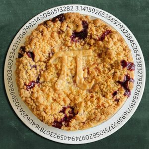 Pi Day at GT Pie