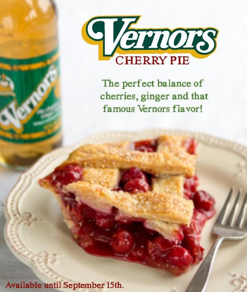 Vernors Cherry Pie